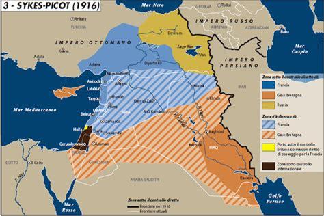 Impero Ottomano Prima Mondiale Contesto In Siria Siria