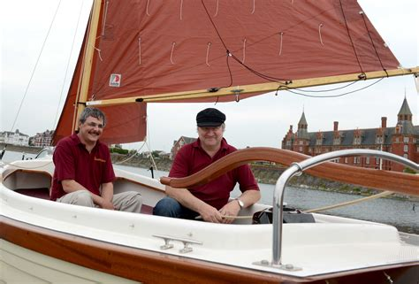 Lune Whammel Boat For Sale by Boat Builders Go Back To The Future Wales Watersport