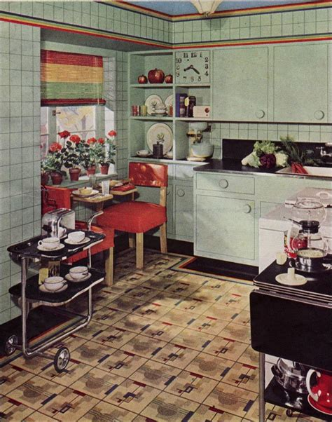 1930s home interiors c dianne zweig kitsch n stuff gallery of 1930 s kitchens featured on antique home style