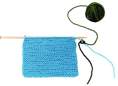 knitting basics  knit stitch quarto  blog