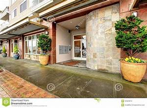 Entrance To The Apartment. Grand Design - Corridor And ...