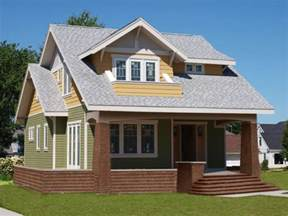 Small Style House Plans Small House Plans Bungalow Company