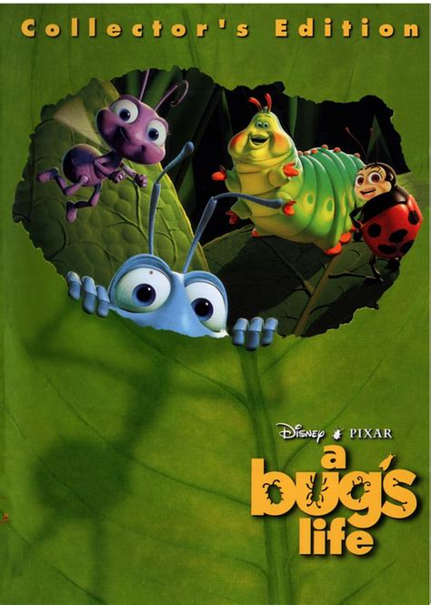 disneypixar  bugs life collectors edition included