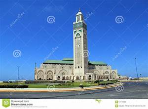 Third Largest Mosque Hassan II In Casablanca Morocco ...