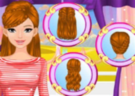coiffure d automne sur jeux fille gratuit