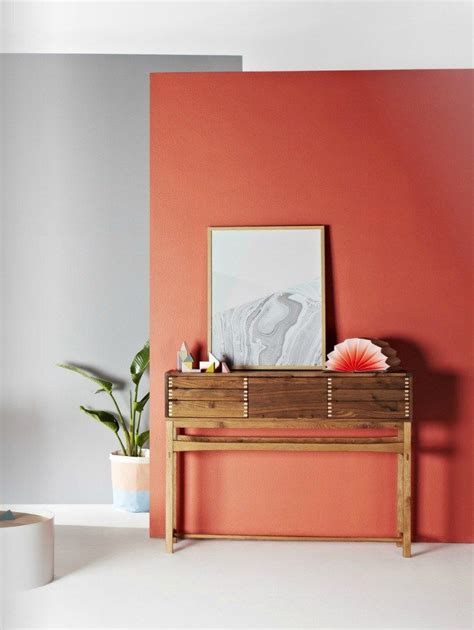 image result  orange feature wall jakes bedroom