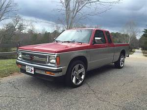 1989 Chevy S10 - Todd G