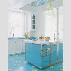 Christina Williams Bright & Colorful Kitchens