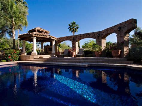 mediterranean swimming pools mediterranean inspired swimming pools hgtv