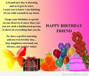 CUTE BEST FRIEND QUOTES FOR BIRTHDAY image quotes at ...