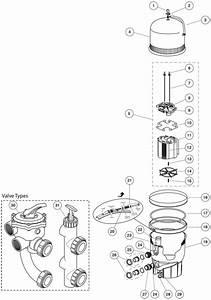 Pentair Fns Plus 60 Parts Diagram