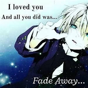 Anime Quotes About Broken Heart | www.pixshark.com ...