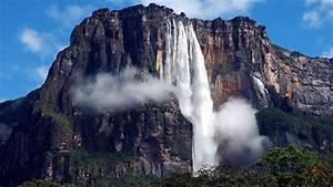 ANGEL FALLS VENEZUELA - HIGHEST WATERFALL in the WORLD
