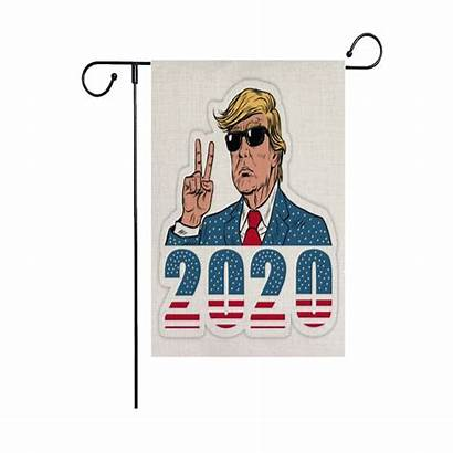 Flag Trump Flags General Pennants Election Wholesale