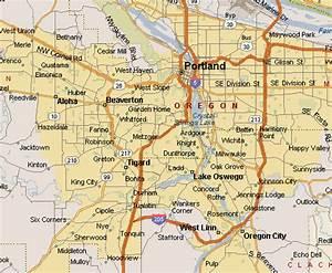 map of portland oregon and surrounding area – bnhspine.com