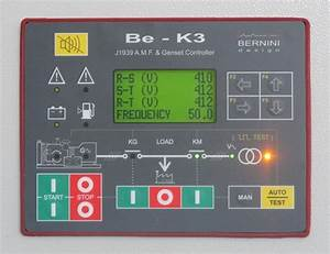 Genset Controller Bek3  U2013 Generator Control Panels