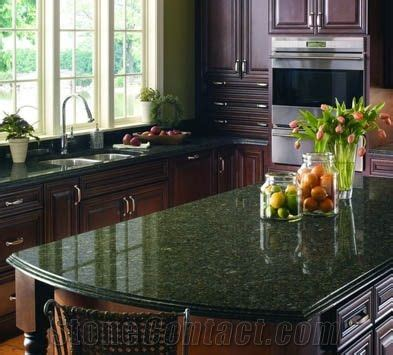 Green Granite Countertops by Verde Candeias Green Granite Countertop From United States