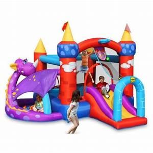 Aire De Jeux Extérieur Pas Cher : aire de jeux gonflable pour enfants de 9 mois 2 ans ~ Preciouscoupons.com Idées de Décoration