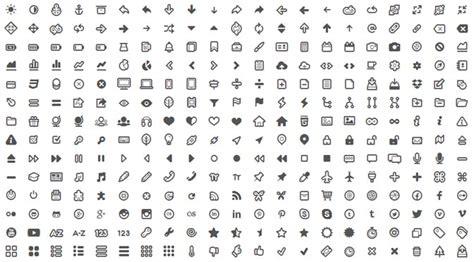 symbole  kostenlosen schriftarten als webfont  icons
