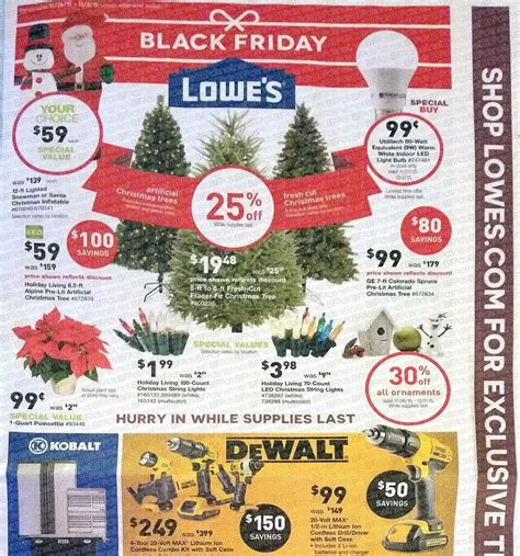 lowes deals lowe s black friday ad 2015 money saving mom 174