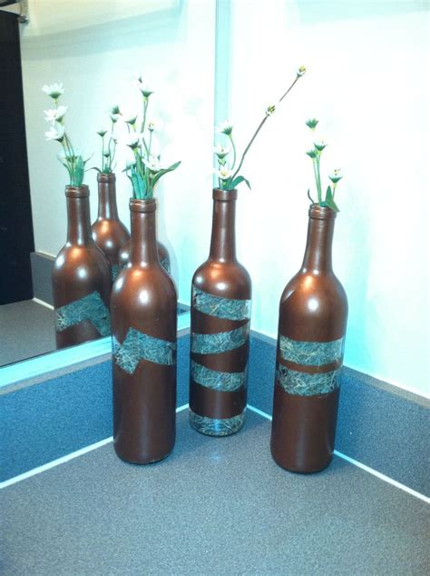 crafts with wine bottles wine bottle crafts for the home pinterest