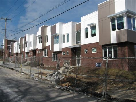 Philadelphia Appartments by Tepid Urbanism At New Norris Apartments City