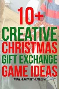 Christmas Games to play for t exchanges or large