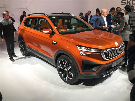 New Skoda Vision IN is bespoke SUV for Indian market | Autocar