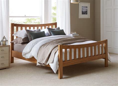 Beds Bed Frames by Sherwood Oak Wooden Bed Frame