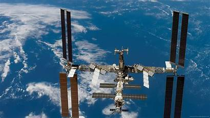 Space Station International Iss Wallpapers Shuttle Wallpapertag