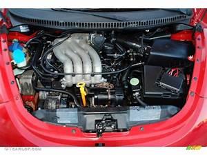 1998 Volkswagen New Beetle 2 0 Coupe 2 0 Liter Sohc 8