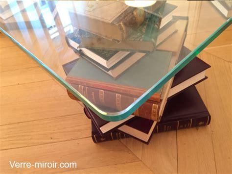 verre trempé pour table table en verre tremp 233 sur mesure