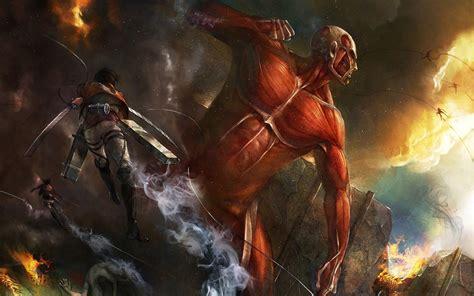 attack  titan wallpaper