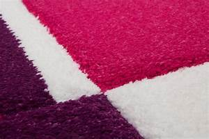 tapis fushia idees de decoration interieure french decor With tapis rond fushia