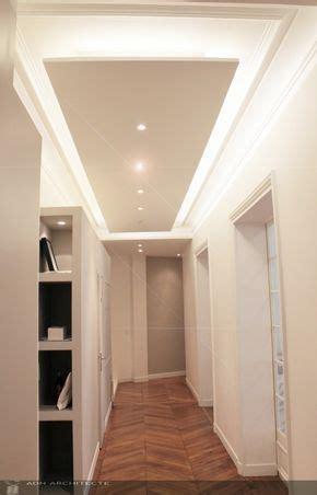 eclairage faux plafond cuisine best 25 faux plafond moderne ideas on