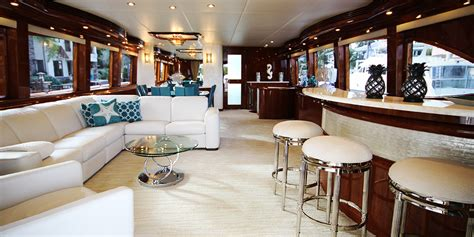 80+ Luxury Yacht Interior Design Decoration 2016