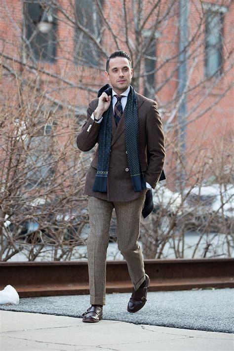 How To Wear Houndstooth Dress Pants - He Spoke Style