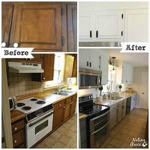 Noting GraceOur Amazing $5000 Farmhouse Kitchen Remodel