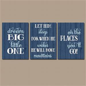 Boy Quote Wall ... Nursery Canvas Quotes