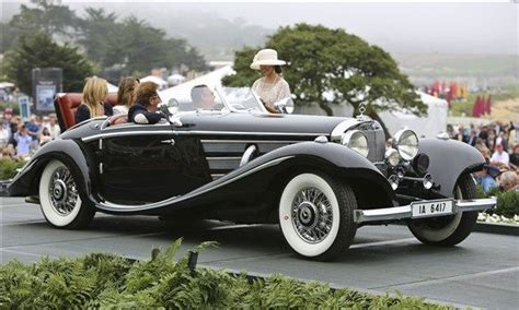 70 units were sent to specialist coachbuilders. 1936 Mercedes-Benz 540K Special Roadster Mercedes-Benz's top-of-the-line 1930s autobahn cruiser ...