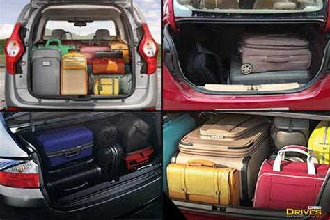 cars  rs  lakh   boot space  india