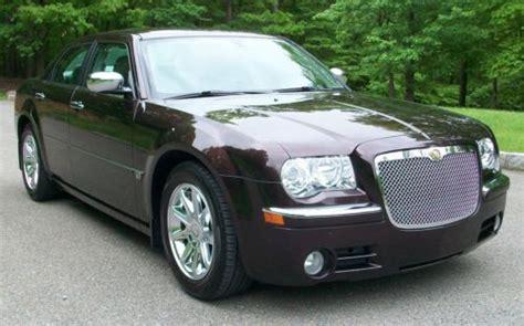 2005 Chrysler 300 Hemi Mpg by Buy Used 2005 Chrysler 300c Hemi One Owner Car 81 346
