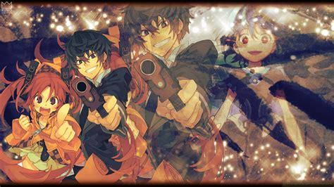 Black Bullet Anime Wallpaper - black bullet wallpapers 77 images