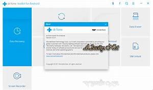 wondershare drfone toolkit for android 83364 incl crack With documents to go android crack