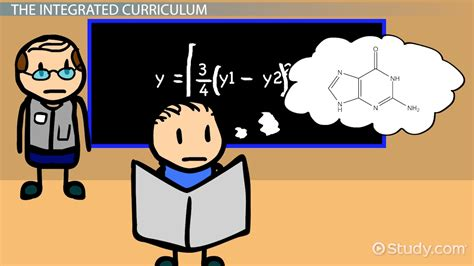 integrated curriculum definition benefits examples