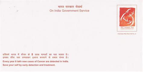 customized postal stationery