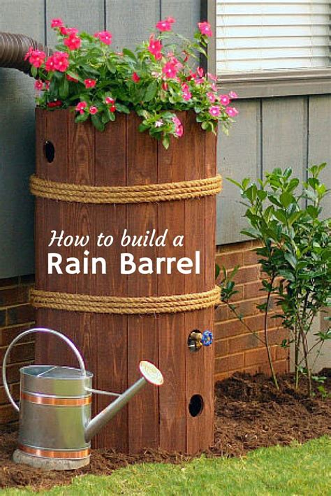 how to make a barrel 1000 images about gardening on pinterest rain chains succulents and rain barrels