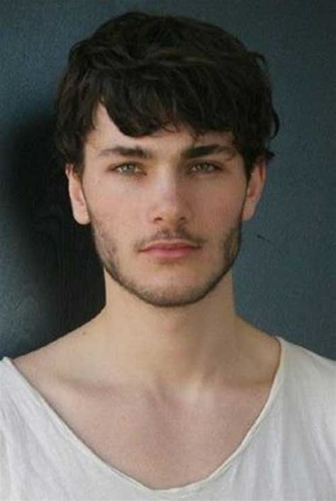 Brown Hair Boy by 15 With Brown Hair Mens Hairstyles 2018