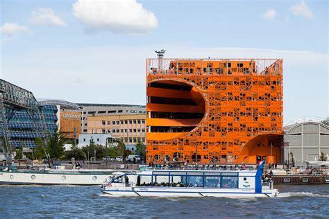 cube orange de confluence 224 lyon architectures cubes lyon et orange