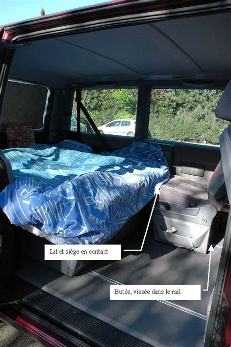 siege lit comment installer le lit sans enlever siège et tablette